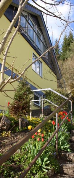 Christliches Haus mit Ferienwohnung, Massage- und Coachingangebot